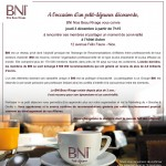 Invitation BNI