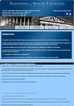 site internet avocat fiscaliste