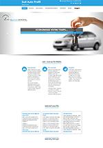 site internet CMS voiture et véhicule d'occasion
