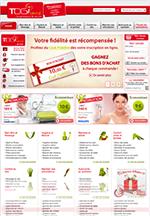 site internet santé et pharmacie