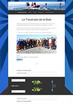 site internet sport natation nage libre