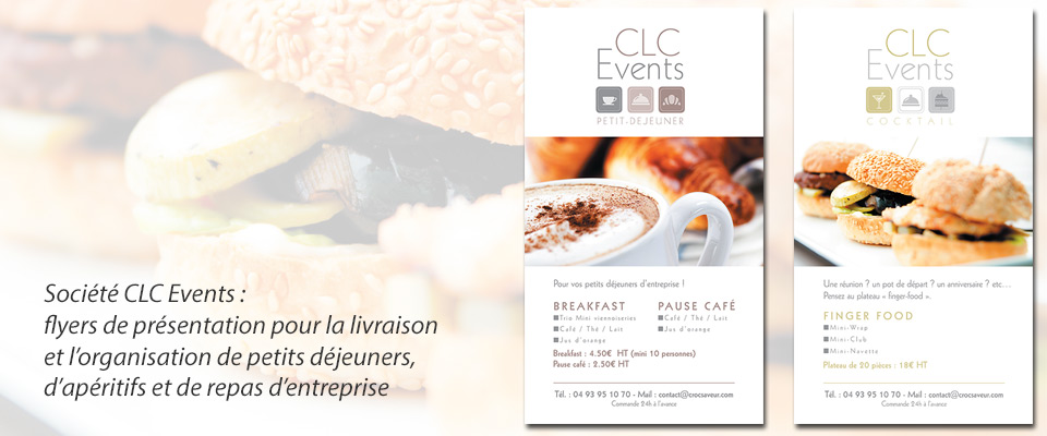 Flyer restauration