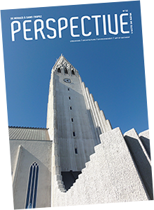 Couverture du magazine Perspective