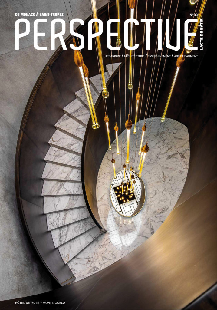 Magazine architecture Perspectives 33