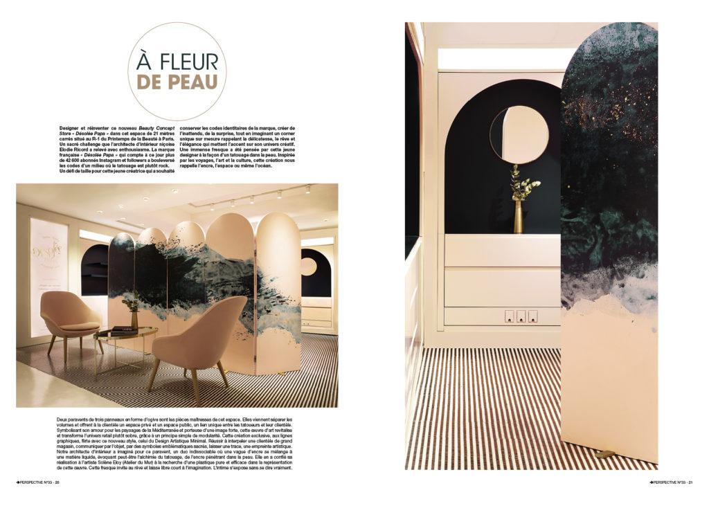 Magazine d'architecture intérieure